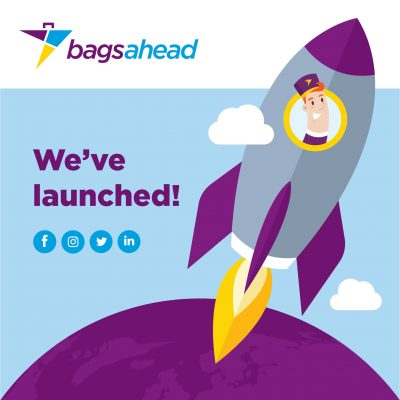 We've Launched!
